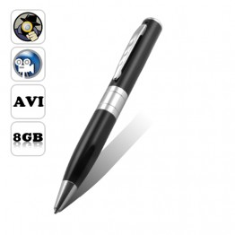 Spy Pen Camera 8 gb Version